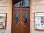 Eesti Spordi- ja Olümpiamuuseumi peaukse restaureerimine