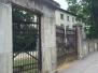 Tapamaja väravad enne restaureerimist